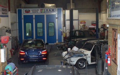 D&W Crash Repair Centre