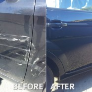 Body Repairs Ford Focus
