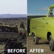 Body Repairs VW Pickup